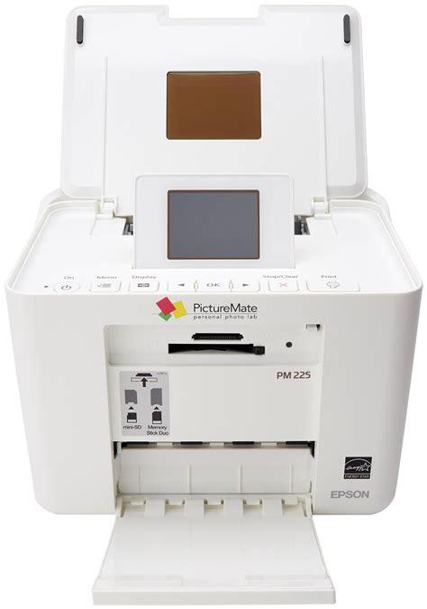 Printer Epson Picturemate Charm epson picturemate charm compact photo printer pm 225