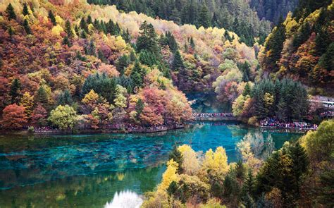 Find In China 6 Places To Find Fall Foliage In China