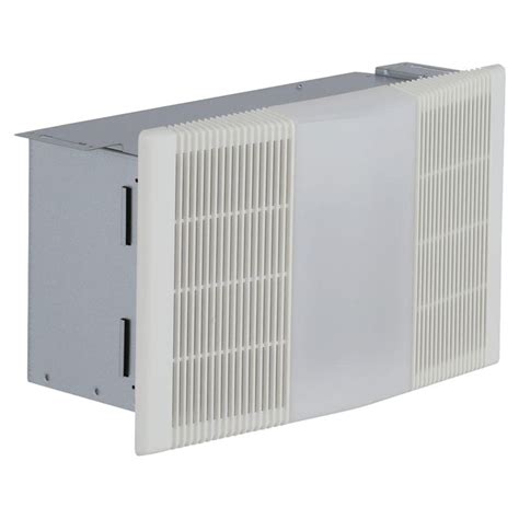 broan ventilation fan with light broan nutone 665rp bathroom ventilation fan with light and