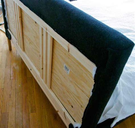 ikea kopfteil selber machen polsterbett ganz einfach selber bauen ikea hacks pimps