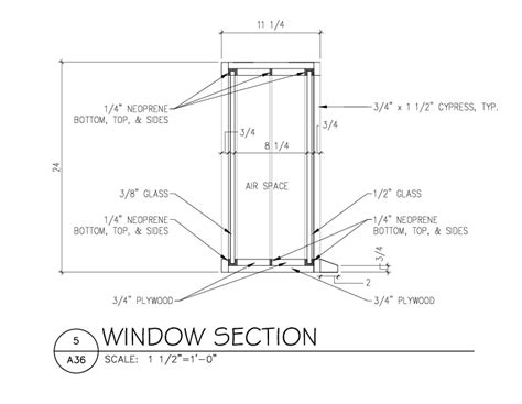 window section manifold recording studio construction thread page 16