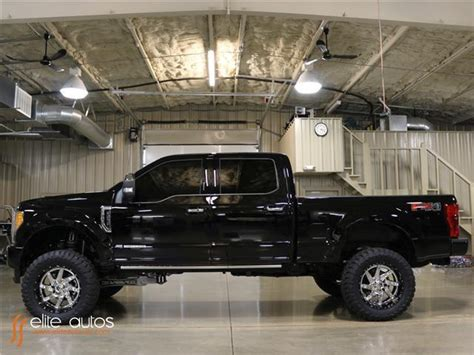 Sale L 37 4 1ft7w2bt0hec18695 platinum ultimate loaded 6 inch lift 22 wheels 37 tires f250