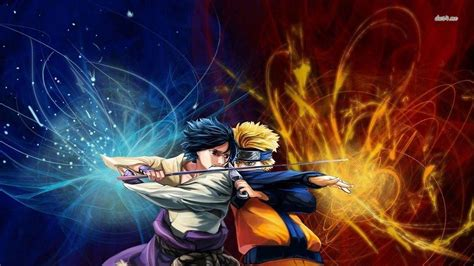 wallpaper for desktop naruto shippuden naruto vs sasuke wallpapers wallpaper cave
