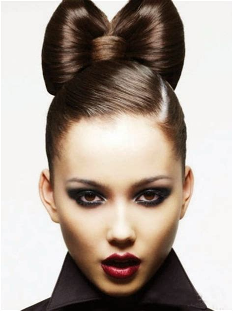Bow Hairstyles by Bow Hairstyles Image Gallery Tutorials The