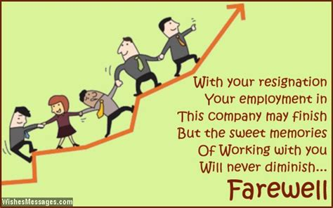 work speech farewell messages for colleagues goodbye quotes for co