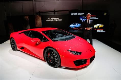 Version Of Lamborghini Lamborghini Hurac 225 N Gets New Rear Wheel Drive Version For