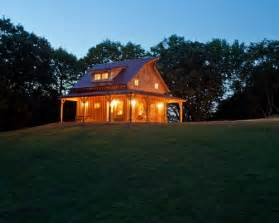barn style homes plans