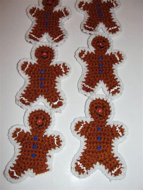 crochet pattern gingerbread man crochet pattern for gingerbread man scarf pdf