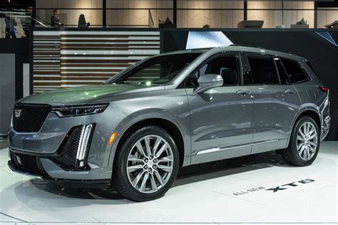 Cadillac Xt6 2020 by 2020 Cadillac Xt6 Sport Live Photo Gallery Gm Authority