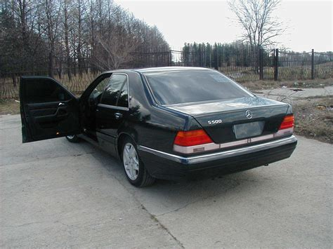 1995 mercedes benz s class pictures 5 0l gasoline fr or rr automatic for sale