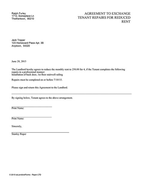 15 landlord reference letter template free sample example