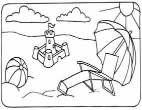 summer coloring pages summer seasons janice s daycare