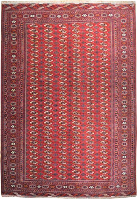bokara rug quality 11x16 turkoman bokara rug wool iran ebay