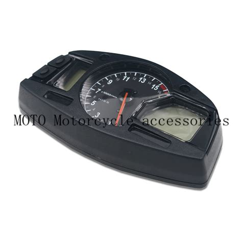 motorcycle tachometer odometer instrument assembly motorbike gauges cluster speedometer for