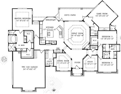 custom home floor plans texas 1 story home floor plan custom home building remodeling