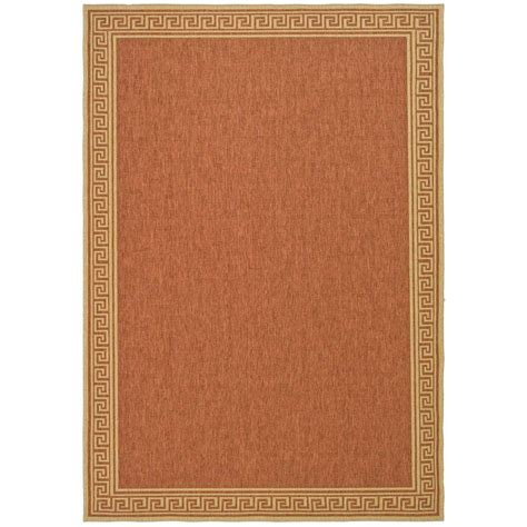 indoor outdoor area rugs home depot dynamic rugs veranda multi 6 ft 7 in x 9 ft 6 in indoor outdoor area rug vd71064031401 the
