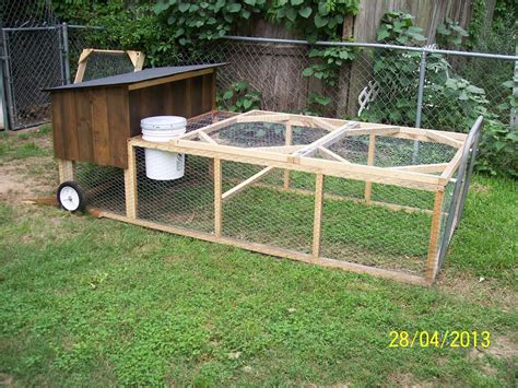 backyard chicken tractor chicken tractor backyard chickens