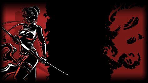 ninja warrior on the l hd desktop wallpaper shadow warrior shooter ninja samurai fighting sci fi