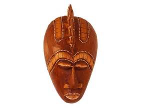 Tribal mask dotted tribal mask from bali at craft montaz