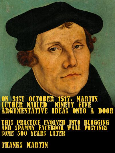 Martin Luther Memes - 95 theses anglican memes