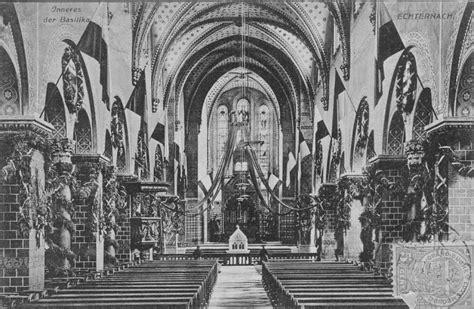 echternach int 233 rieur de la basilique willibrord