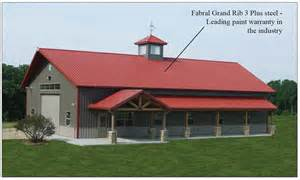 Metal Building Homes Cleary Advantages Cleary Building Corp