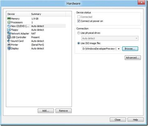 install windows 10 developer preview how to install windows 8 developer preview on vmware
