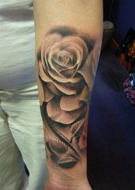 rose tattoo on ribs tattoos on ribs by ian robert mckown tattoos