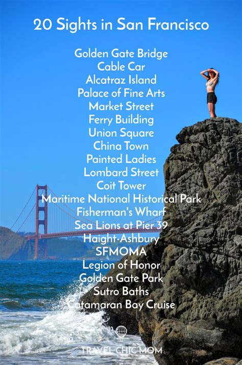 7 Things To Do In San Francisco by 1000 Ideas About Travel Necessities On Travel