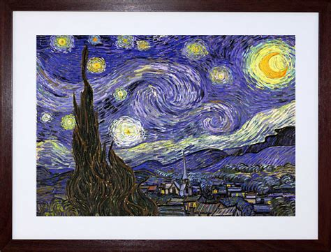 Vincent Van Gogh Starry Night Old Master Painting Art Click Starry Vincent
