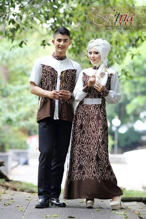 Gamis Kenanga Coklat Java 2 busana muslim koleksi terbaru