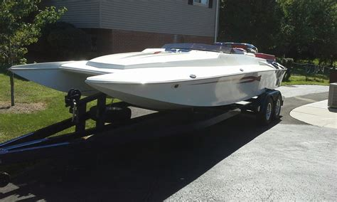 Tunnel Boat Type 3 1 wyatt performance tunnel hull bullet 2001 for sale for