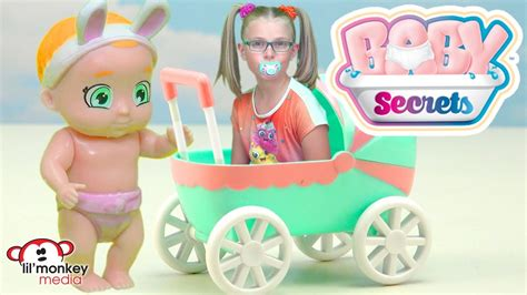 7 Secret Facts About Toys by New Baby Secrets Color Change Baby Doll Collection Doovi
