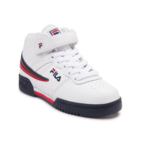 fila athletic shoes tween fila f 13 athletic shoe white 1372651