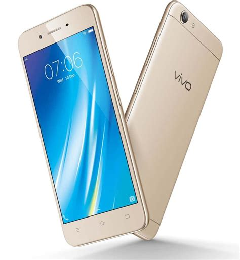 Vivo Y53 vivo y53 with 5 inch display and snapdragon 425 soc