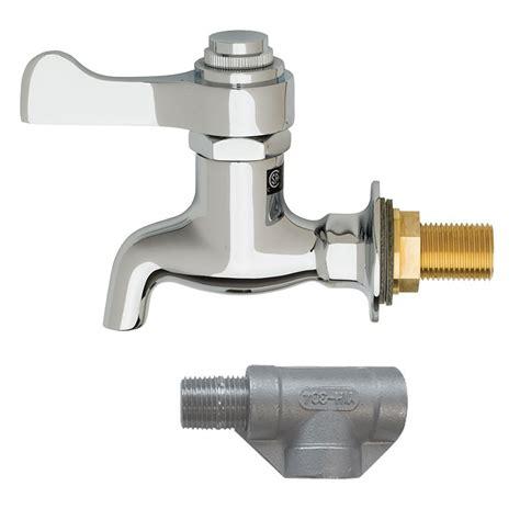 Outdoor Faucet Bib by 6250lf Pcp Self Closing Plain End Bib Faucet Lead Free