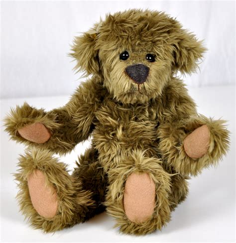 Handmade Bears For Sale - authentic teddy handmade for sale 187 jdl studio