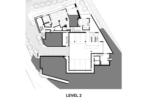 mountain architecture floor plans gallery of ovd 919 saota 16