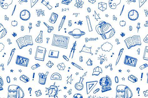 pattern design school 5 school patterns patterns on creative market