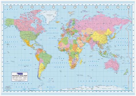 map world poster world map posters buy this world map poster at