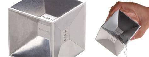 Aluminum Jigger Cube   The Green Head