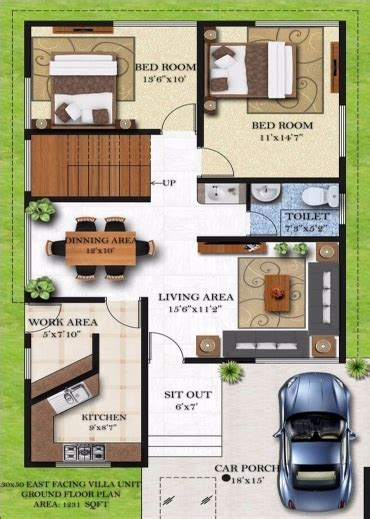 east facing duplex house plans wonderful download duplex house plans for 3050 site east facing adhome 15 by 50 house