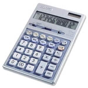 Desktop Computer Value Calculator Sharp El339hb Desktop Display Calculator Shrel339hb