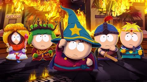 Let's Play South Park Stick of Truth: Moving Into South