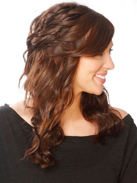 prom hairstyles brown hair stunning short prom hair styles to awe your buddies