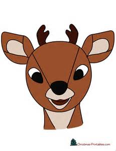 pin the nose on rudolph template nose day 2015 coloring pages