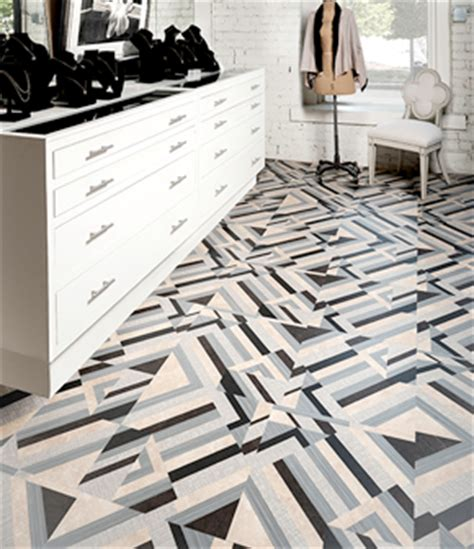 pattern lvt a new step in modular installations with mannington