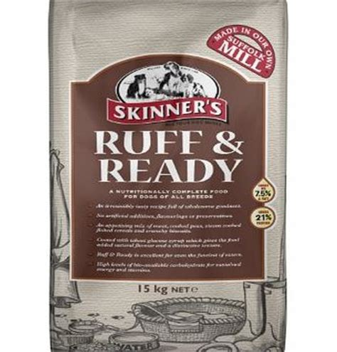 skinners and ready reviews skinners ruff and ready mix 15 kg review compare
