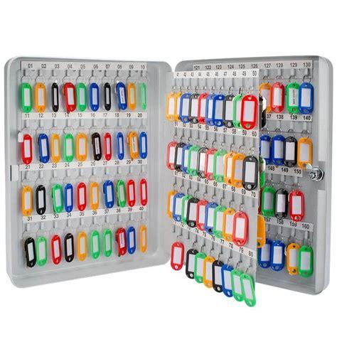 key cabinet lock box 160 position key cabinet with key lock barska com