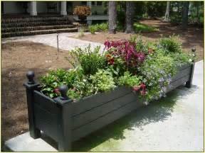 Herb Cabinet Black Urn Planter Home Design Ideas
